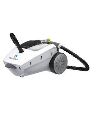 Steamfast 375 Deluxe Canister Steam Cleaner  - White