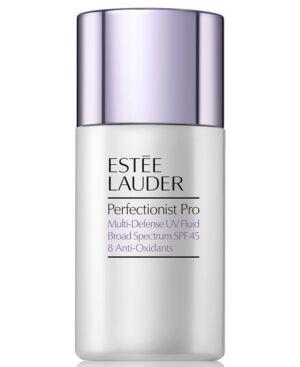 Estee Lauder Perfectionist Pro Multi-Defense Uv Fluid Spf 45, 1-oz.  - No Color