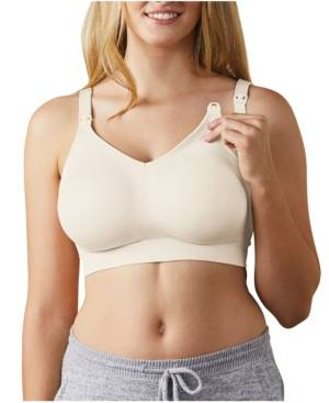 Bravado Designs Body Silk Women's Seamless Nursing Bra  - White