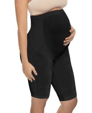 Annette Women's Full Coverage Maternity Short  - Black
