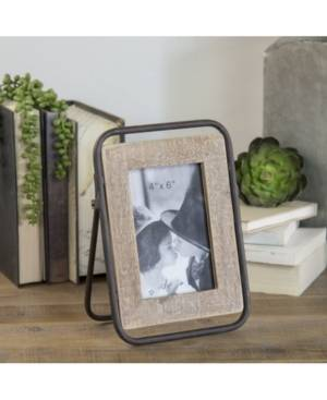 Vip Home & Garden 4X6 and Wood Photo Frame  - Gray