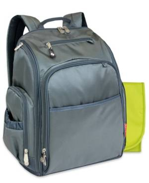 Fisher Price Cooler Backpack  - Gray