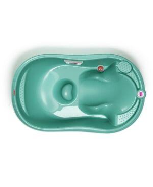 Okbaby Wave Baby Bath Tub  - Blue
