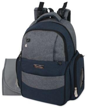 Fisher Price Fast Finder Denim Backpack  - Navy