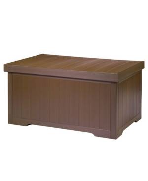 Trinity Ecostorage 70 Gallon Outdoor Deck Box  - Brown