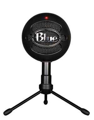 Blue Microphone Snowball iCE Usb Microphone  - Black