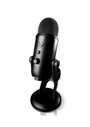 Blue Microphones Yeti Microphone  - Black