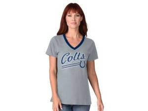G-iii Sports Women's Indianapolis Colts Opening Day T-Shirt  - Assorted