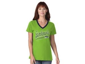 G-iii Sports Women's Seattle Seahawks Opening Day T-Shirt  - Assorted