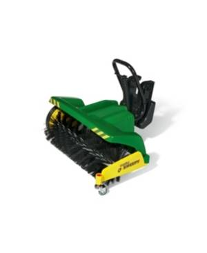 Rolly Toys Sweeper Accessory  - Green
