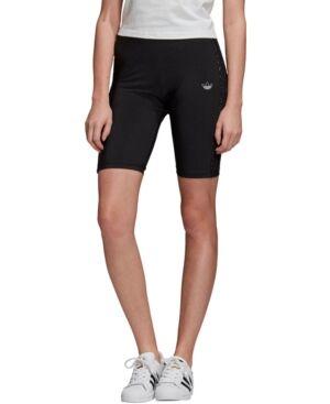 adidas Originals Women's Bike Short  - Black