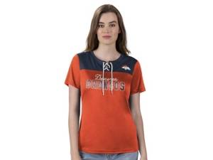 G-iii Sports Women's Denver Broncos Wild Card Jersey  - Assorted