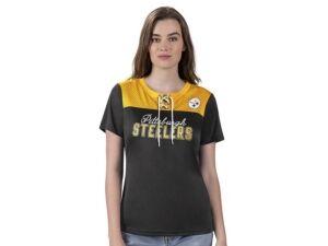 G-iii Sports Pittsburgh Steelers Women's Wild Card Jersey  - Assorted