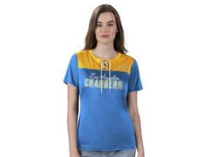 G-iii Sports Women's Los Angeles Chargers Wild Card Jersey  - Assorted
