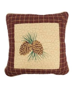 American Heritage Textiles Pine Lodge Cotton Quilt Collection, Accessories Bedding  - Multi