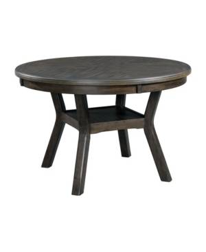 Picket House Furnishings Taylor Standard Height Dining Table  - Brown