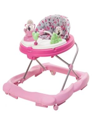 Disney Baby Minnie Mouse Music & Lights Walker  - Dusty Rose