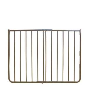 Cardinal Gates Outdoor Angle Baby Gate  - Brown