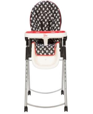 Disney Baby AdjusTable High Chair  - Black