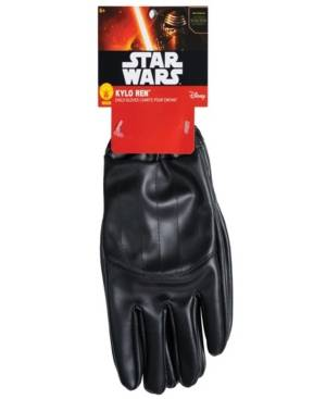 Buyseasons Star Wars Episode Vii - Kylo Ren Gloves Little and Big Boys Accessory  - Black