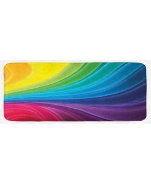 Ambesonne Abstract Kitchen Mat  - Multi