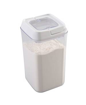 Kitchen Details 1.2L Airtight Stackable Container  - Clear