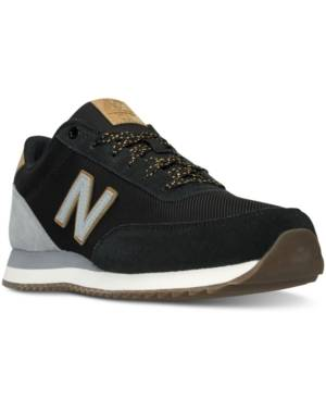 New Balance Men's 501 Outdoor Ripple Casual Sneakers from Finish Line  - BLACK/GREY
