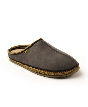 Deer Stags Men's Wherever Indoor/Outdoor Slipper Men's Shoes  - Gray