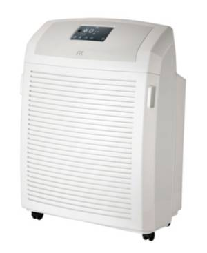 Spt Appliance Inc. ac-2102 Heavy Duty Air Cleaner with Hepa, Carbon, Voc TiO2  - White