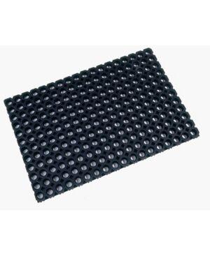 Floortex Doortex Octomat Heavy Duty Outdoor Entrance Mat Bedding  - Black
