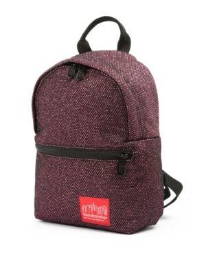 Manhattan Portage Midnight Randall's Island Backpack  - Blush