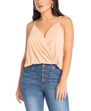 Synergy Organic Clothing Ruby Tank  - Peach