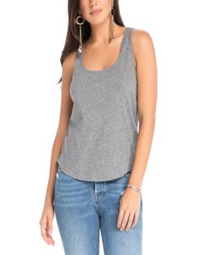 Synergy Organic Clothing Essence Tank  - Dark Gray