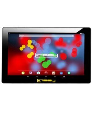 "Linsay 10.1"" 1280 x 800 Ips Screen Quad Core 2GB Ram Tablet 32GB Android 10 Dual Camera  - Black"