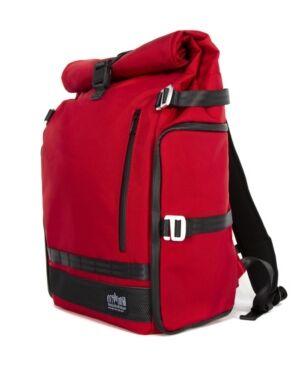 Manhattan Portage Focus Backpack  - Red