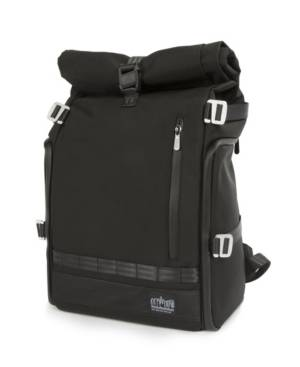 Manhattan Portage Focus Backpack  - Black