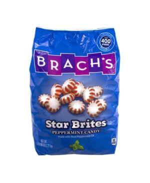 Brach's Peppermint Star Brites, 5 lbs