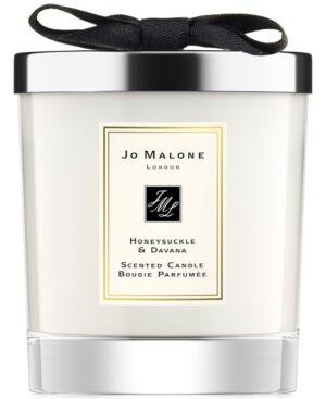 Jo Malone London Honeysuckle & Davana Home Candle, 7.1-oz.