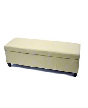 Home Accessories Bolbolac Indoor Ottomans  - Beige