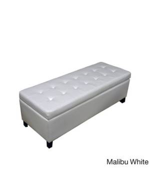 Home Accessories Mangyan Indoor Benches  - White