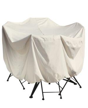 "Treasure Garden Outdoor Patio Furniture Cover, 36"" Bistro/Cafe Table & Chairs  - No Color"