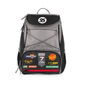 Picnic Time Oniva by Picnic Time Disney's Cars Lightning McQueen Ptx Cooler Backpack  - Black