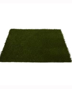 Nearly Natural 3ft. x 4ft. Artificial Professional Grass Turf Carpet Uv Resistant Indoor/Outdoor  - Green