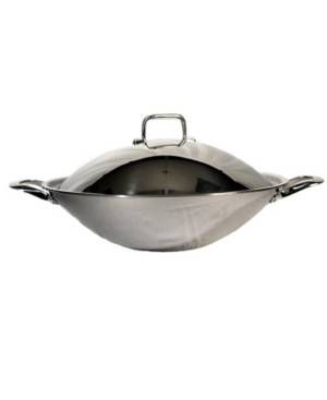 Spt Appliance Inc. Spt 18' Stainless Steel Pot with Lid Induction Ready