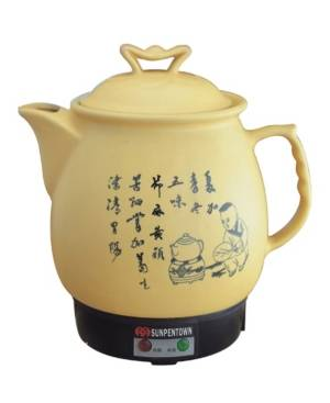 Spt Appliance Inc. Spt Medicine Cooker - 3.8L  - Yellow