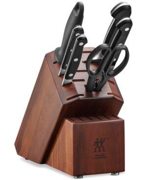 J.a. Henckels Zwilling J.a. Henckels Pro 7-Pc. Cutlery Set  - Brown