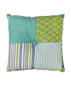 American Heritage Textiles Riptide Patch Cotton Quilt Collection, Accessories Bedding  - Multi 2