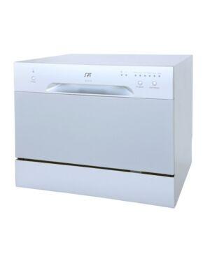 Spt Appliance Inc. Spt Countertop Dishwasher in Silver  - Silver