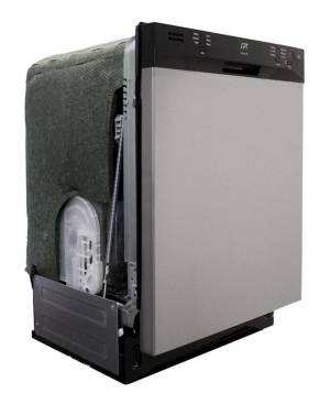 """Spt Appliance Inc. Energy Star 24"""" Built-In Stainless Steel Tall Tub Dishwasher with Heated Drying  - Stainless Steel"""