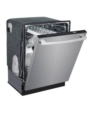 """Spt Appliance Inc. Energy Star 24"""" Built-In Stainless Steel Tall Tub Dishwasher with Smart Wash System Heated Drying  - Stainless Steel"""